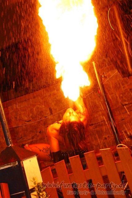Feuerspeier und Feuerspucker
